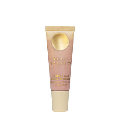Soleil Toujours Mineral Ally Hydra Lip Masque SPF 15 Cloud Nine (Mineral Clear)