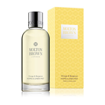 Molton Brown - Orange & Bergamot Home & Linen Mist