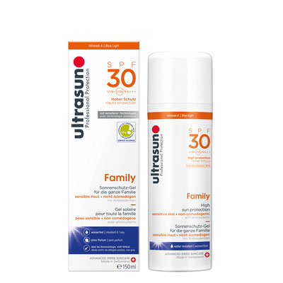 Ultrasun 30 Family - 150ml