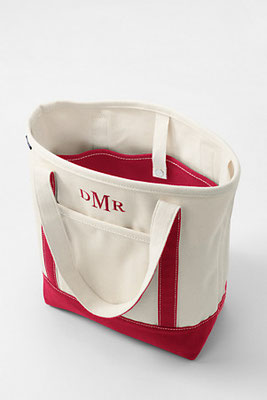 Branded Canvas Tote Bags for the Beach