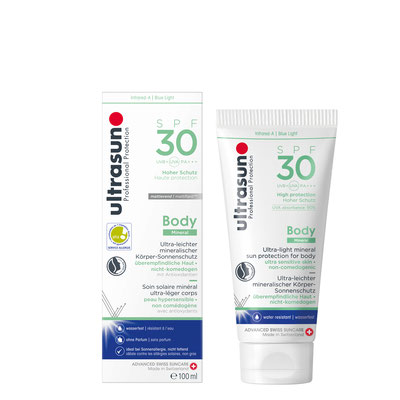 Ultrasun Mineral Body 30