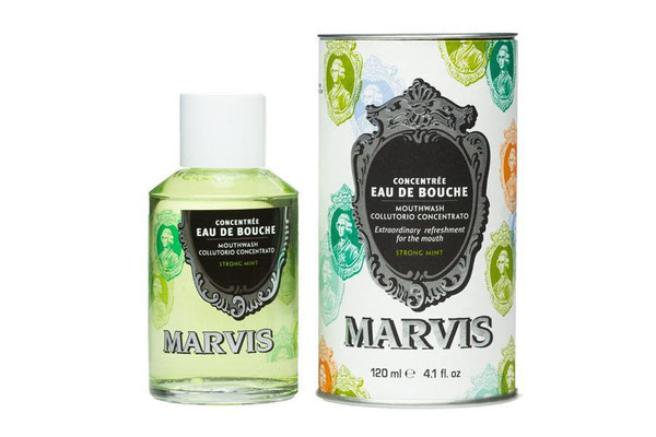 MARVIS - Mouthwash, Strong Mint