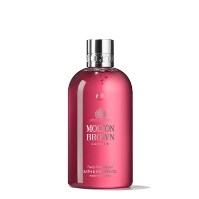 Molton Brown Fiery Pink Pepper Bath & Shower Gel (50ml, 100ml, 300ml, 5l)