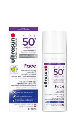 Ultrasun Face 50 - 50ml