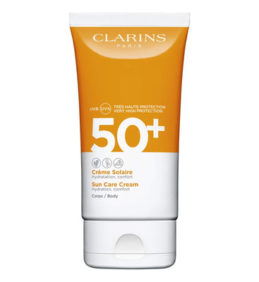 Clarins Sun Care Body Cream UVA/UVB 50+
