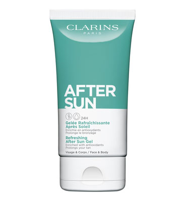 Clarins Cooling After Sun Gel