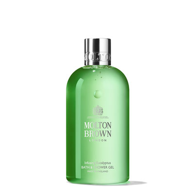 Molton Brown Infusing Eucalyptus Bath & Shower Gel (50ml, 300ml, 5l)