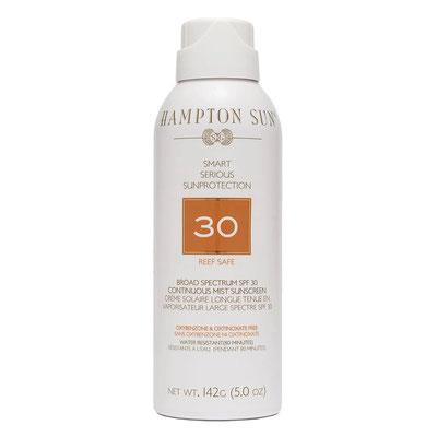 Hampton Sun SPF 30 Continuous Mist