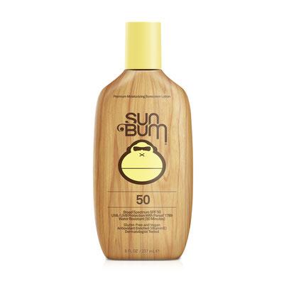 SunBum Original SPF 50 Sunscreen Lotion