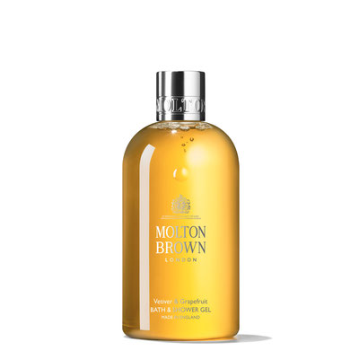 Molton Brown Vetiver & Grapefruit Bath & Shower Gel (50ml, 100ml, 300ml, 5l)