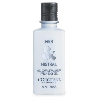 L'Occitane - Mer & Mistral Body Lotion 50ml