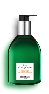 Hermès Eau d'Orange - hand and body cleansing gel - 300ml