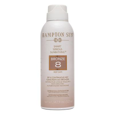 Hampton Sun SPF 8 Bronze
