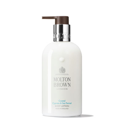 Molton Brown Coastal Cypress & Sea Fennel Body Lotion (50ml, 100ml, 300ml)