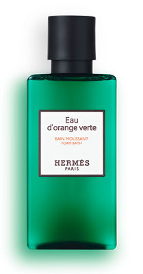 Hermès Eau d'Orange - foam bath - 40ml