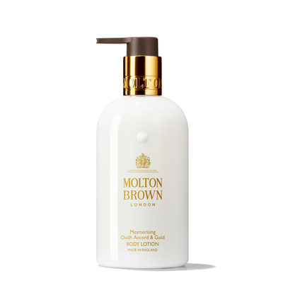 Molton Brown  Mesmerising Oudh Accord & Gold Body Lotion (300ml)