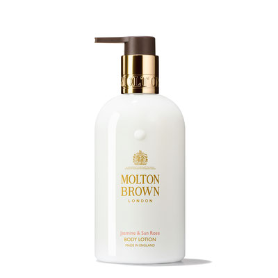 Molton Brown Jasmine & Sun Rose Body Lotion (50ml, 100ml, 300ml, 5l)