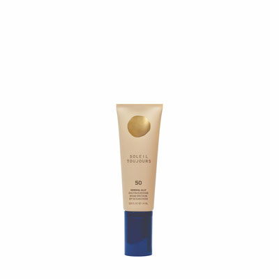 Soleil Toujours Mineral Ally Daily Face Defense SPF 50