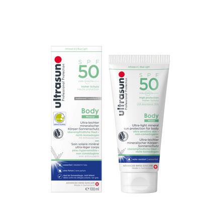 Ultrasun Mineral Body 50