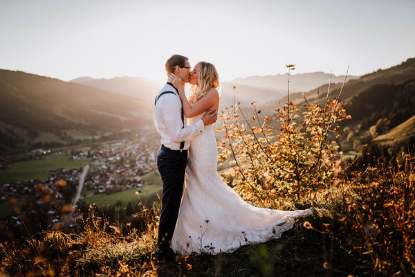 After Wedding Shooting im Allgäu - Heiraten im Allgäu