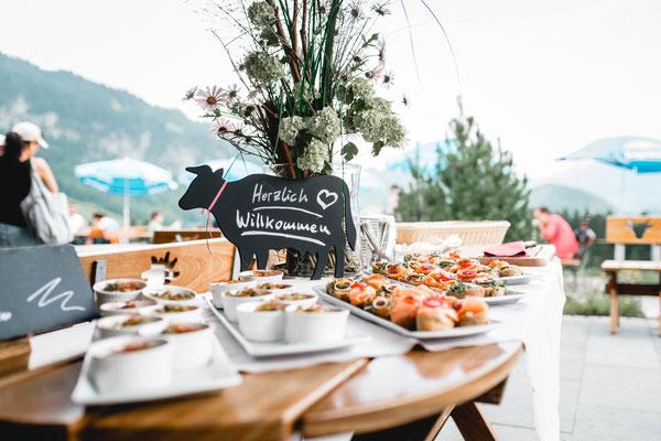 Heiraten im Allgäu - Alpe Dornach