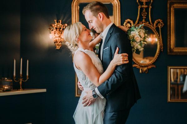 Heiraten im Allgäu - Oberstdorf - Blauer Salon
