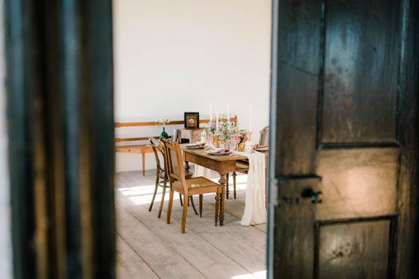 Heiraten im Allgäu - Heiraten in Franken - Heiraten im Schloss Hemhofen