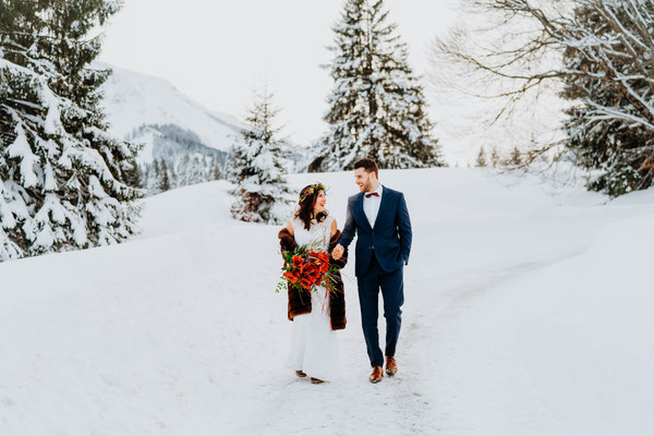 After Wedding Shooting im Allgäu - Allgäufotograf - Heiraten im Allgäu