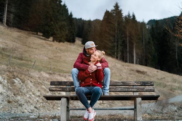 Hochzeitsfotografie Allgäu - Heiraten im Allgäu - Paarfotografie Allgäu