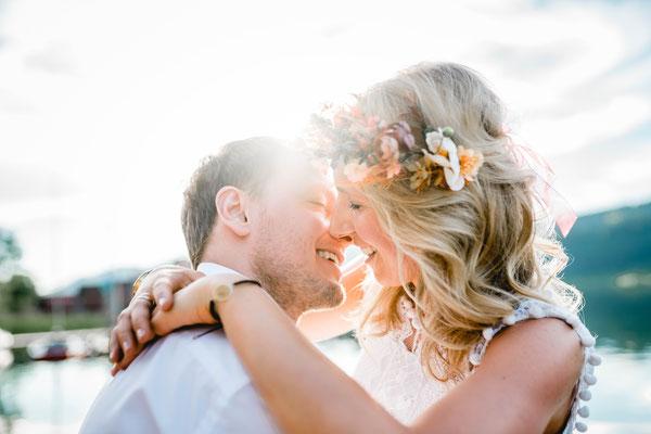 Heiraten im Allgäu / Alpsee