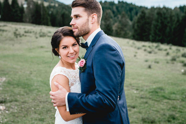 After Wedding Shooting im Allgäu - Allgäufotograf - Heiraten im Allgäu - Alpe Hohenegg