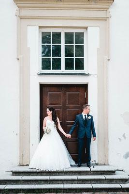 Brautpaarshooting Kloster Ochsenhausen