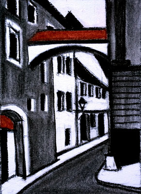 Kohle / Kreide, Michaela Nieke