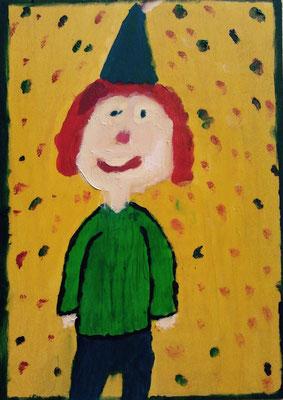 Ölmalerei Portrait