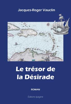 Couverture du livre mis en page pour les éditions Ipagine