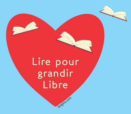 Logo  festival de bibliophilie