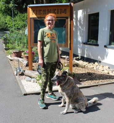 Zora, Ehrenamt Hundebereich