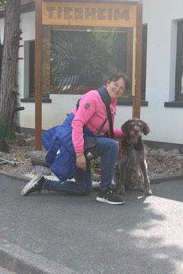 Britta, Ehrenamt Hundebereich