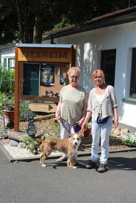 Rosi & Brigitte, Ehrenamt im Hundebreich...unsere treuen Seelen