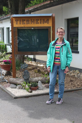 Susanne, Ehrenamt Katzenbereich