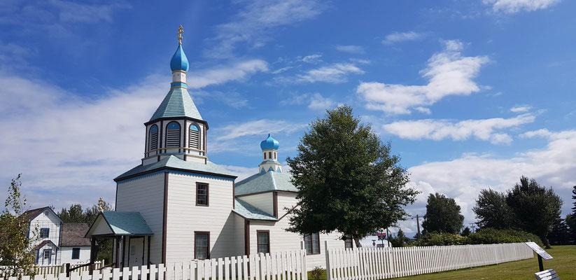 Russisch-orthodoxe Kirche Ninilchick