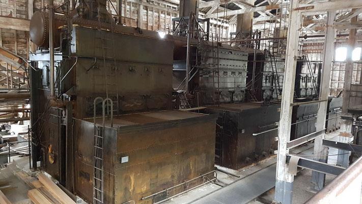 Alte Kupfermine Kennecott.