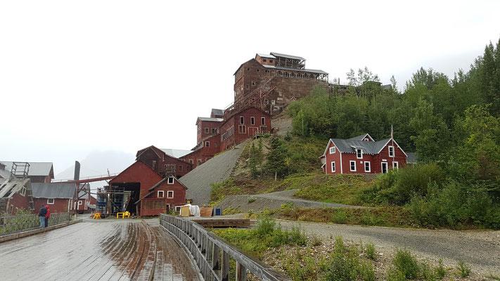 Alte Kupfermine Kennecott
