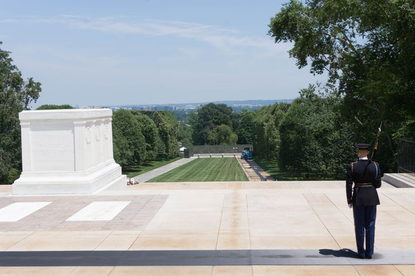 The Unknown Soldier Memorial