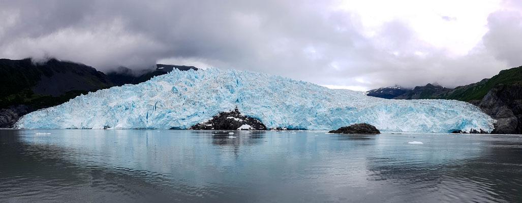 Bootstour Kenai Fjords Aialik Gletscher