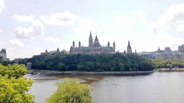 Der Parliament Hill