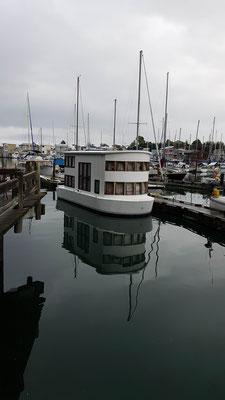 Hausboote bei Victoria