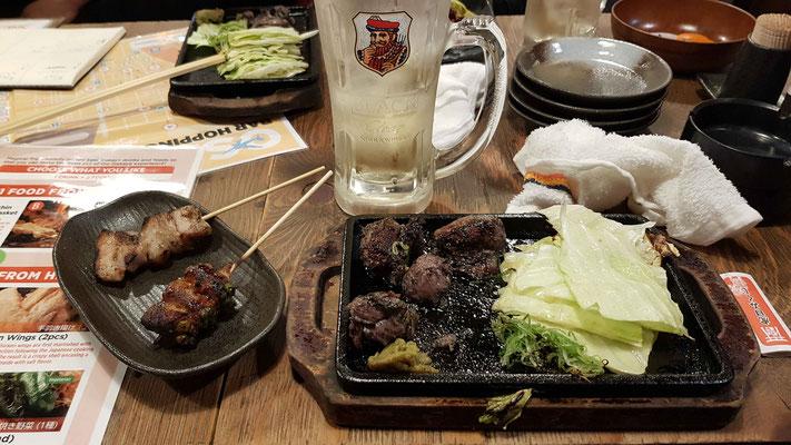 Shōchū Soda Highball (Osaka)