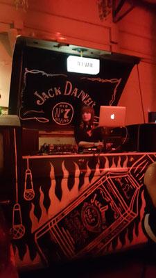 """DJ-Van in der """"La Calle"""""""