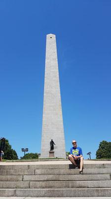 Ein weiteres Monument